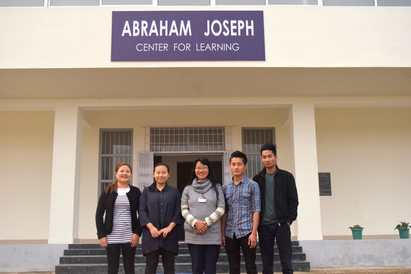 Abraham Joseph- Centre for Learning